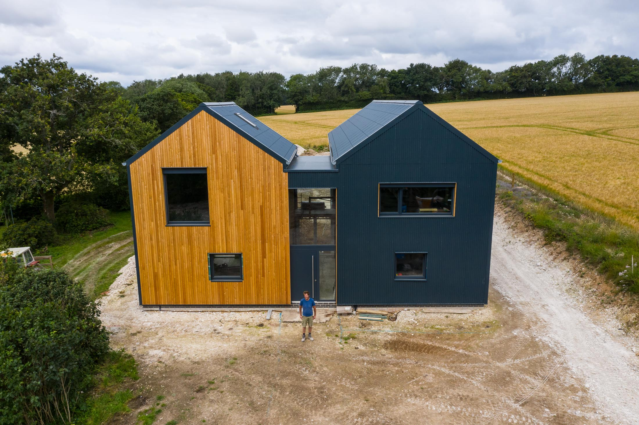 south downs eco homes